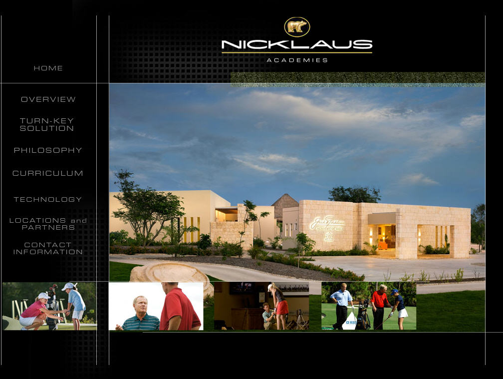 The Nicklaus Academy at TianTai features two climate-controlled Jack Nicklaus Coaching Studios