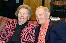 Jack had a chance to reunite with long-time friend and women's golf icon Peggy Kirk Bell, a Pinehurst area resident.