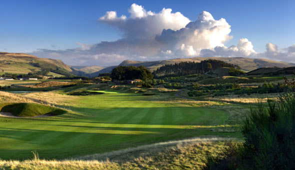 Countdown to Scotland's Ryder Cup Continues with Re-opening of PGA Centenary Course
