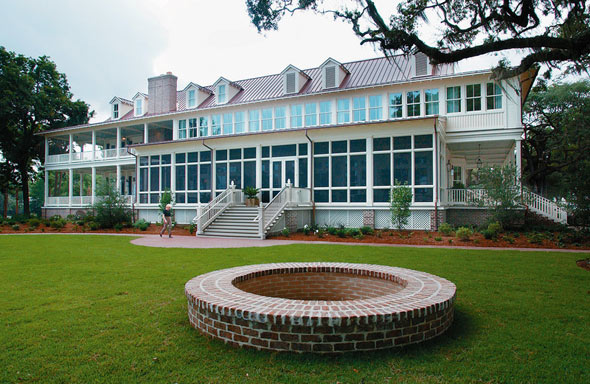 Inn at Palmetto Bluff in Bluffton named country's best hotel