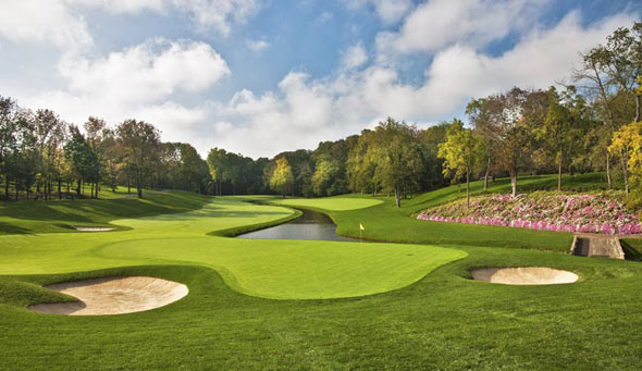 The Presidents Cup tees off at Muirfield Village in one year