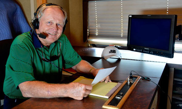 A Memorial Tournament interview with Jack Nicklaus
