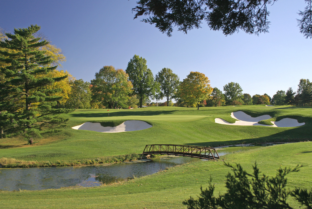 Scarlet Course, Ohio State University, Jack Nicklaus