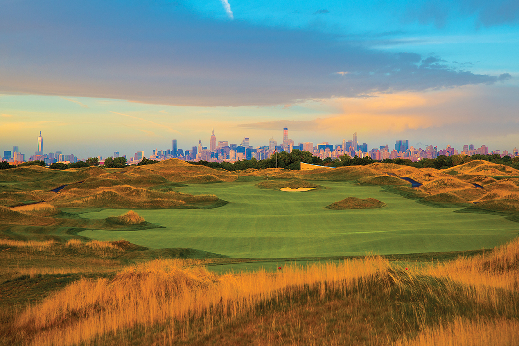 Jack Nicklaus, Golf Links at Ferry Point