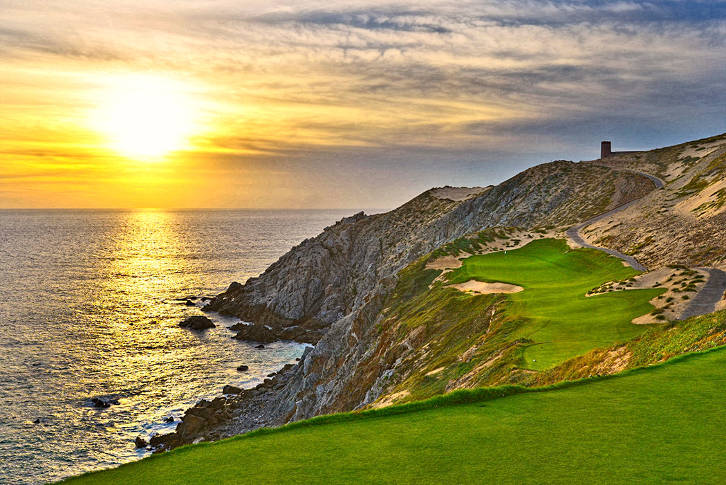 Quivira Golf Club, Los Cabos, Mexico