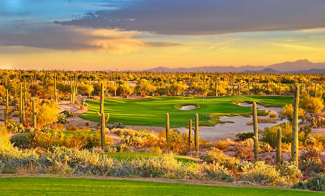 Ritz-Carlton Golf Club at Dove Mountain (Saguaro/Tortolita), Marana, Arizona