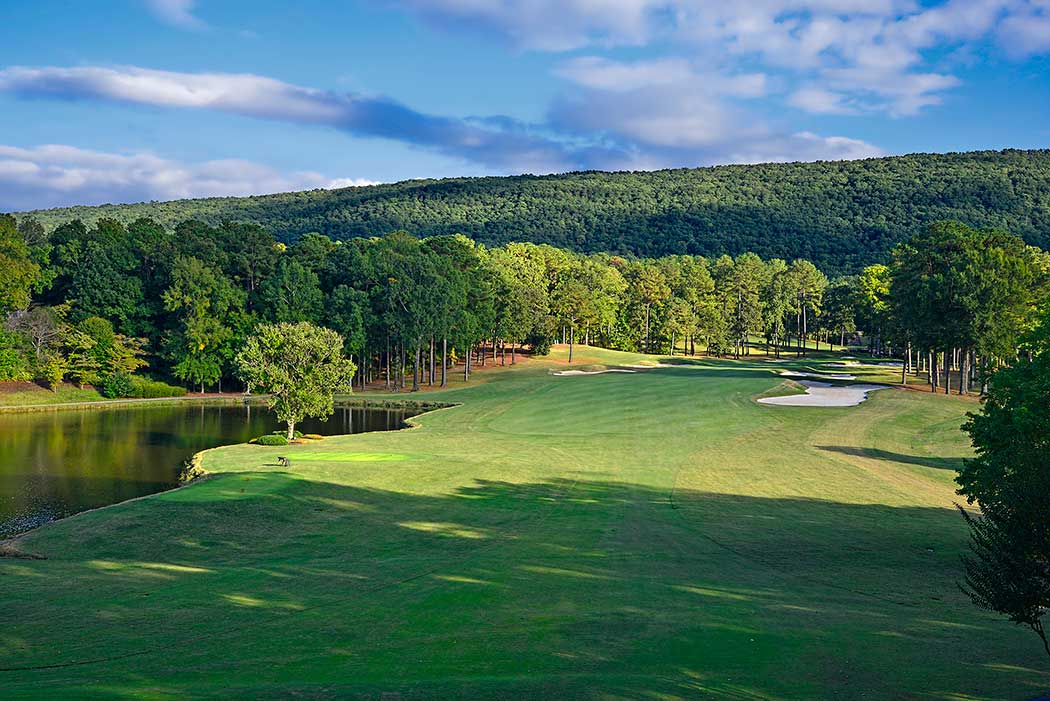 Season s first senior major heads to nicklaus designed for Shoal creek