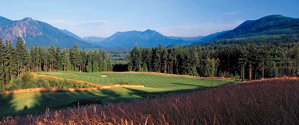 TPC Snoqualmie Ridge