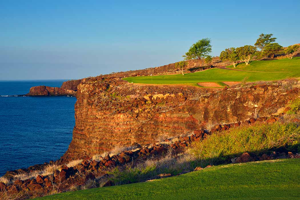 Manele Golf Course, Lanai, Hawaii