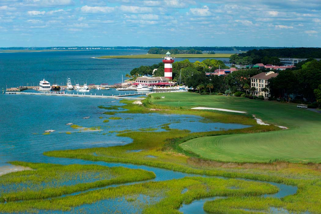 Harbour Town, Jack Nicklaus, golf, Hilton Head, South Carolina