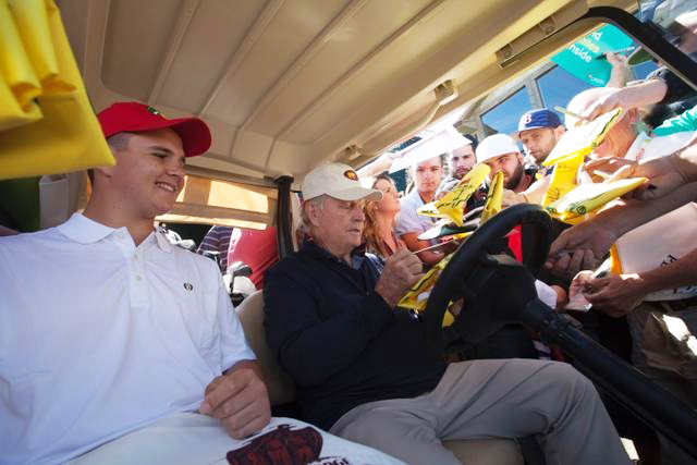 Jack Nicklaus, golf, Bass Pro Legends of Golf