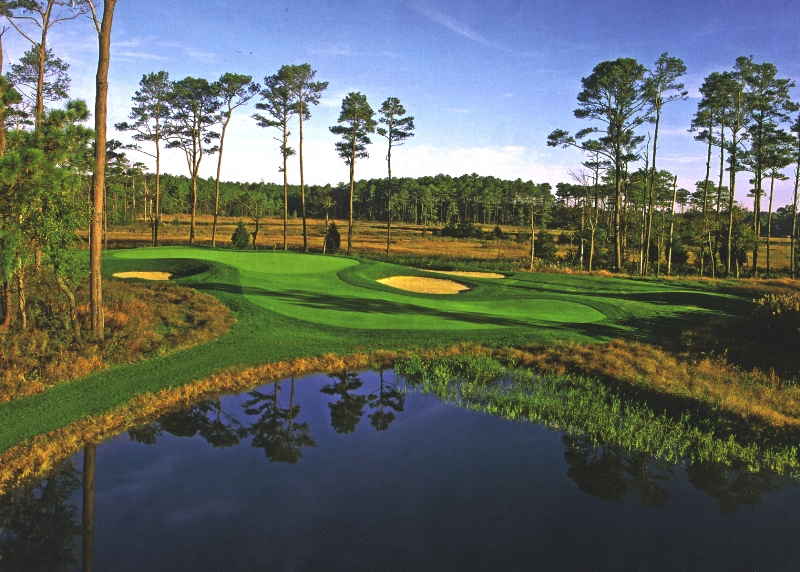 golf, Bayside Resort Golf Club, Jack Nicklaus
