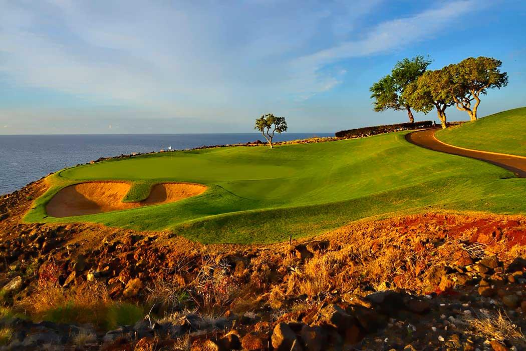 Four Seasons Resort Lanai, Hawaii, Jack Nicklaus, golf
