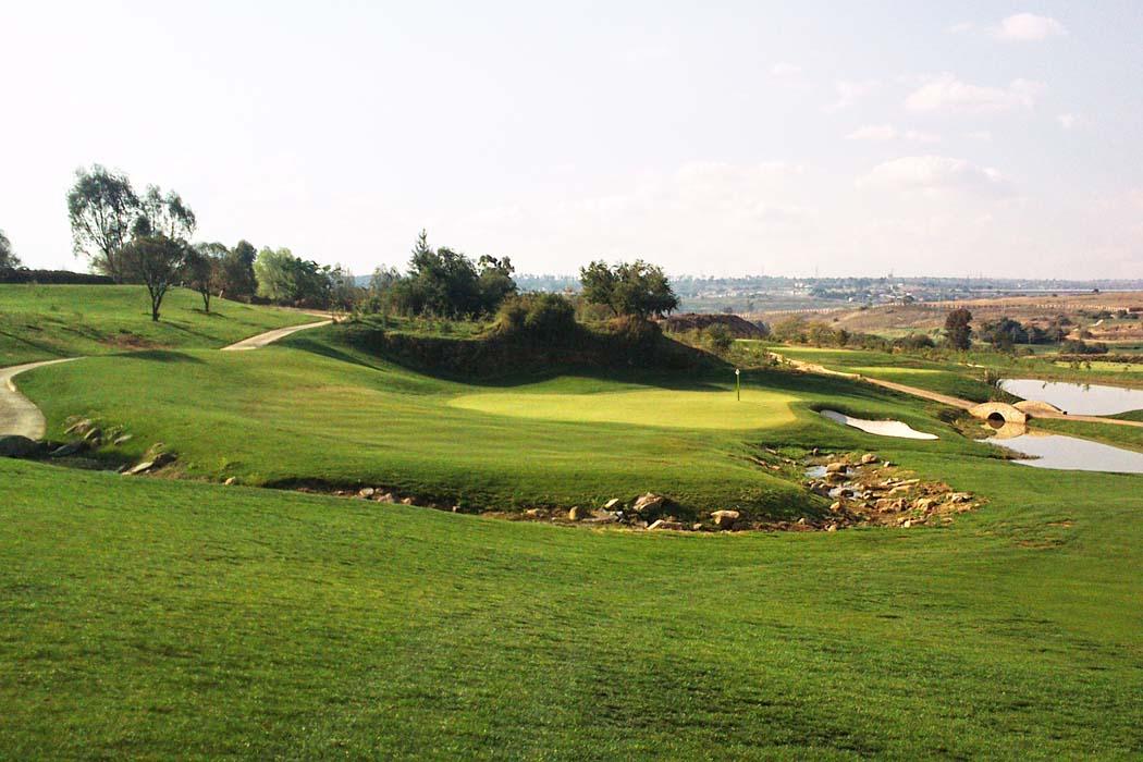 The Club at Steyn City, South Africa, Johannesburg, Jack Nicklaus, golf