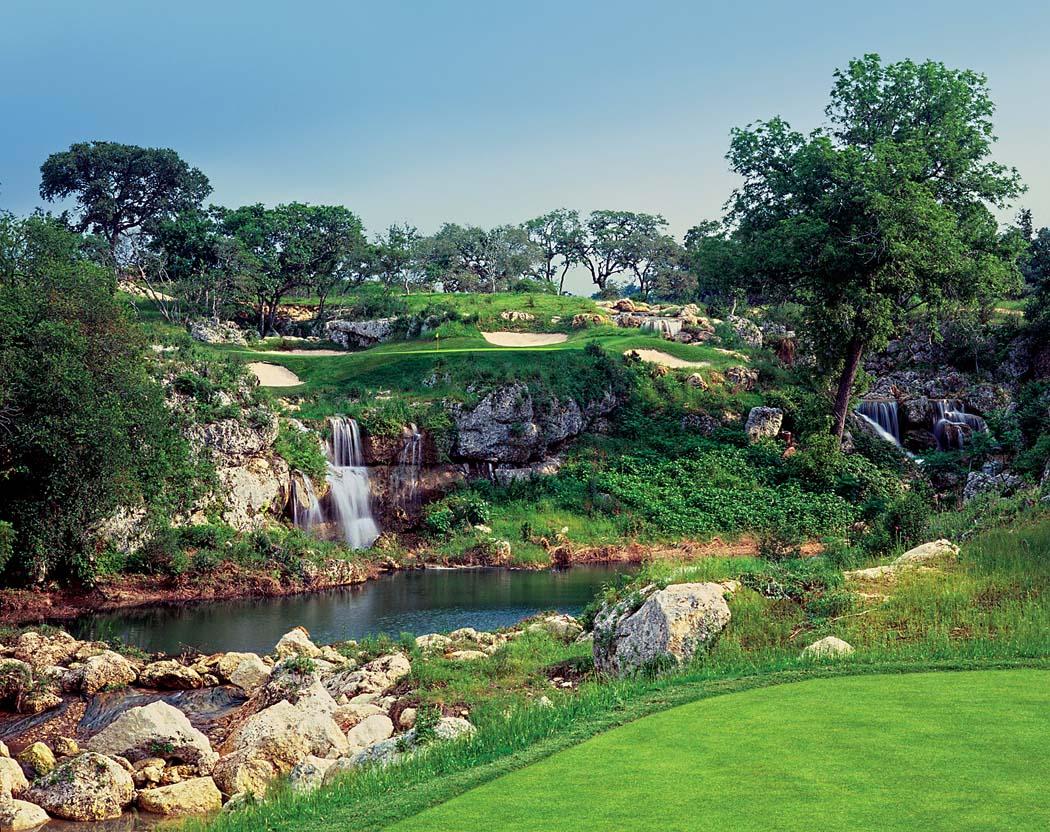 Cordillera Ranch, Jack Nicklaus, Texas, golf