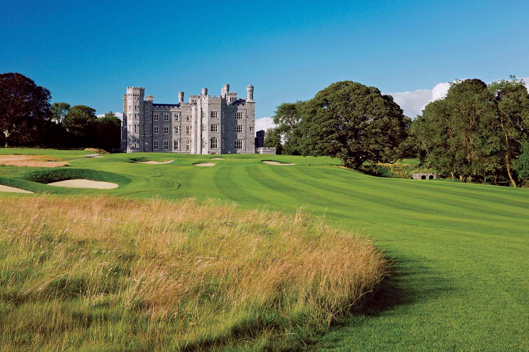 Killeen Castle, Jack Nicklaus, golf