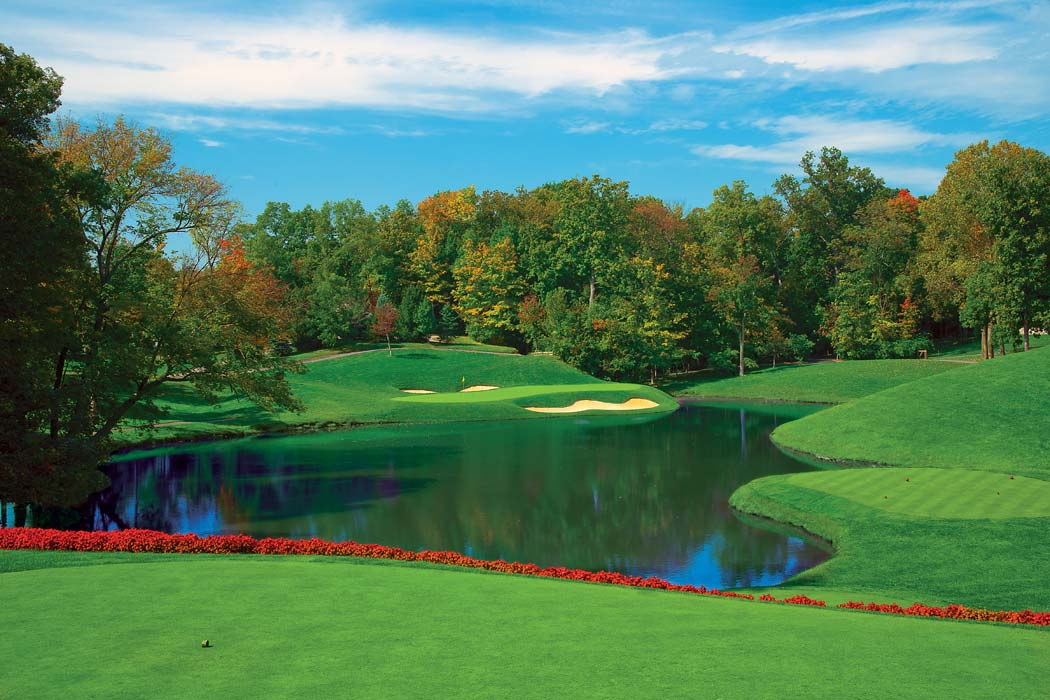 Muirfield Village Golf Club, Jack Nicklaus, golf