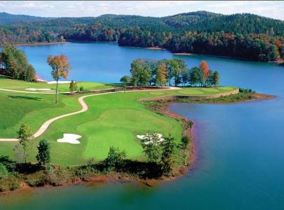 Reserve at Lake Keowee Golf Views