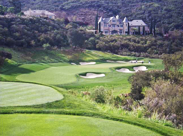 ... off on Sherwood CC's new-look Jack Nicklaus Signature Golf Course