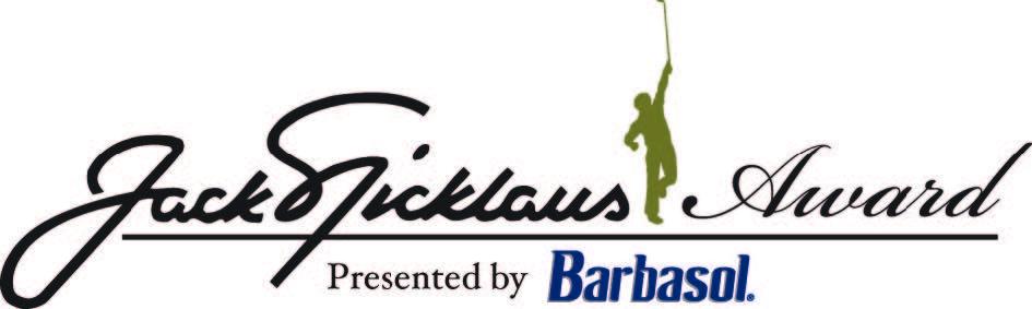 Nicklaus Award