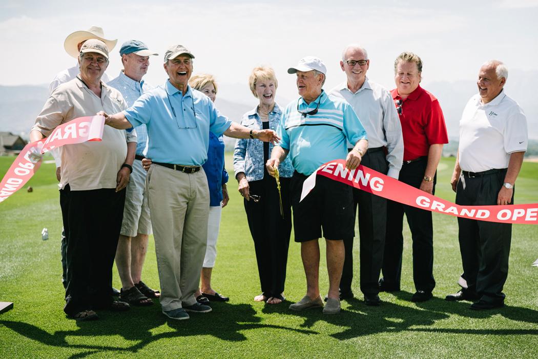 Red Ledges Golf Park opening