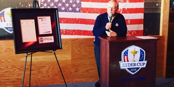 Jack Nicklaus, PGA, Ryder Cup