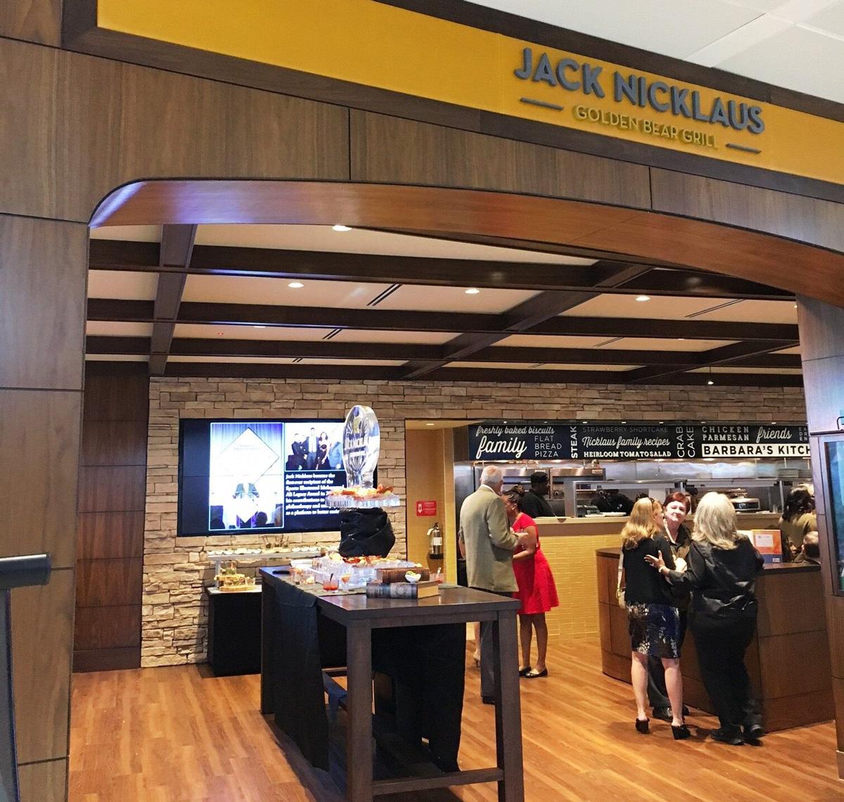 Jack Nicklaus Golden Bear Grill at Charleston International Airport