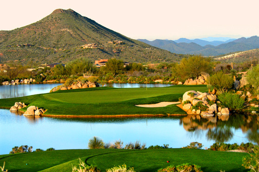 Jack Nicklaus, Desert Mountain, Cochise Course