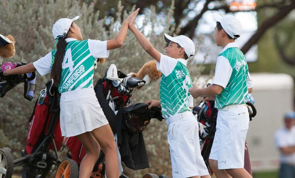 PGA Junior League Golf Asia, Jack Nicklaus