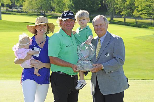 Jack Nicklaus, William McGirt, the Memorial Tournament