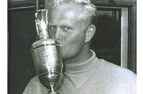 July 9: The day in 1966 at Muirfield, Scotland, when Jack Nicklaus finally clutched the elusive Claret Jug for his first Open Championship to complete the career Grand Slam