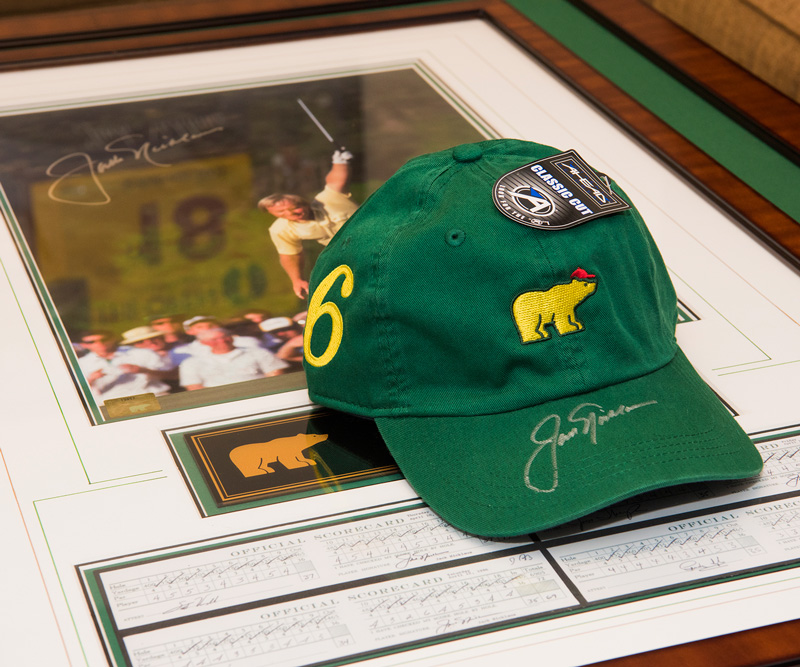 Jack Nicklaus Majors Collection