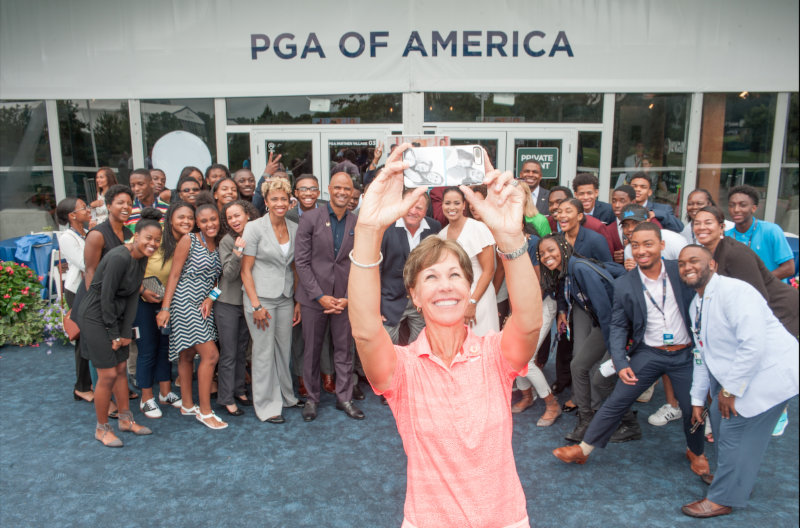 PGA REACH and the PGA Championship Focus on Public Golf Courses and Giving Back!
