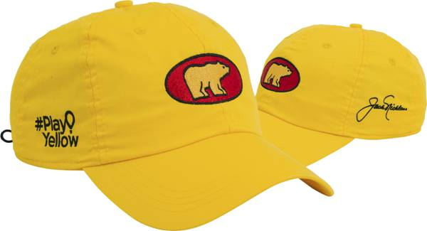 152cb11626497 AHEAD and Nicklaus Companies announce Limited Edition Play Yellow Hat to  Support Children's Miracle Network Hospitals