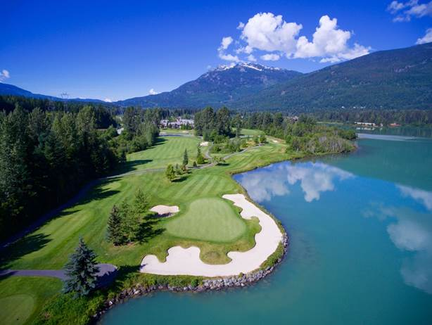 Nicklaus North Golf Course, Whistler, BC, Canada