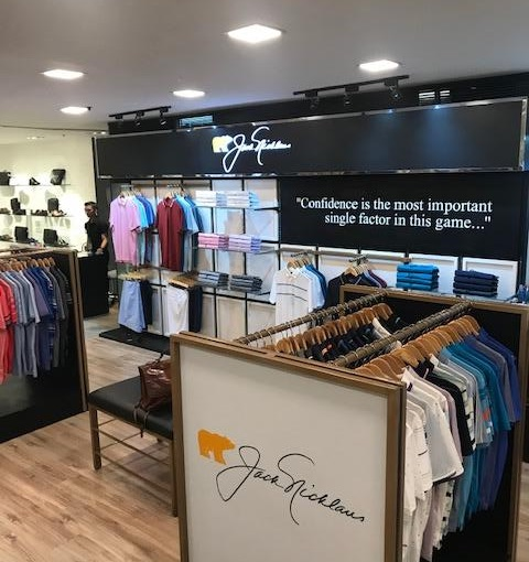 The Philippines Jack Nicklaus Shop