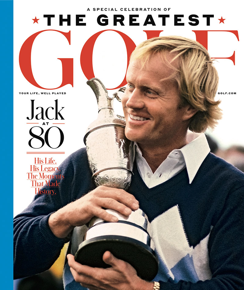 GOLF February 2020 Cover