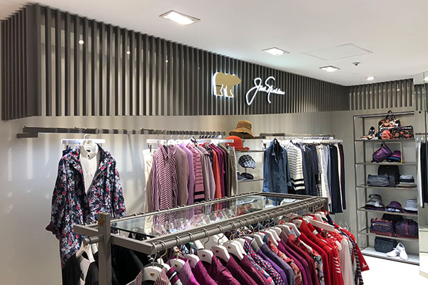 Kolon Industries Jack Nicklaus Store