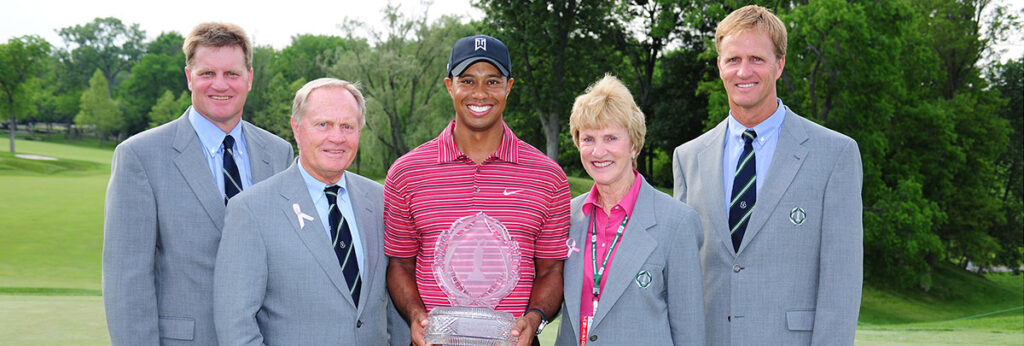 Tiger Wins at Memorial Tournament