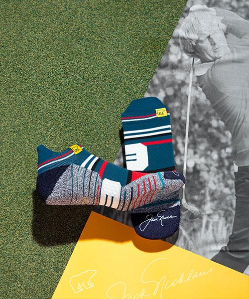 Stance Jack Nicklaus socks