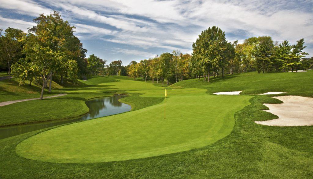 Muirfield Village Golf Course.