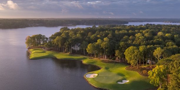 14th Hole, Great Waters Course at Reynolds Lake Oconee