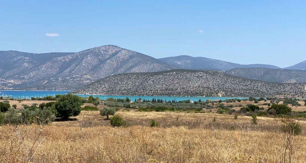 Kilada Hills Commences Construction in Greece